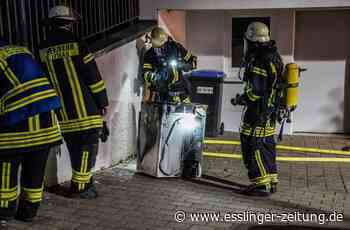 Deizisau: Trockner fängt Feuer - Altbach/Deizisau - esslinger-zeitung.de