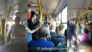 Coletivo de Ourinhos (SP) apresenta superlotação após empresa reduzir horários - Portal da Cidade Jacarezinho