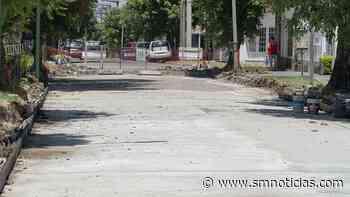Sigue la renovación de pavimentos en Boulogne y Villa Adelina - SMnoticias