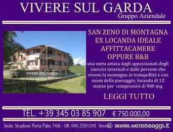 albergo in vendita a San Zeno di Montagna - veronaoggi.it