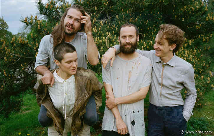"""Big Thief apologise for t-shirt design with """"reckless, offensive imagery"""""""