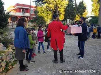 Pasqua col sorriso per i bambini meno fortunati, Ala Azzura e i poliziotti di Lecce donano un uovo di cioccolato - Leccenews24