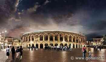 """Al via il progetto di fund-raising per ricostruire """"virtualmente"""" un'ala dell'Arena di Verona - Globalist.it"""