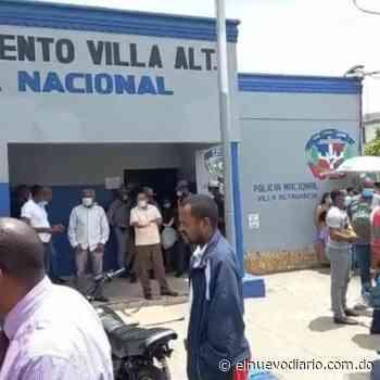 Destituido coronel Martínez Lora fue acusado de ocultar drogas cuando fue inspector DNCD en 2012 - El Nuevo Diario (República Dominicana)