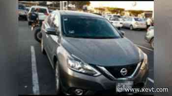 Aseguran auto robado en la colonia Tierra Colorada - XeVT 104.1 FM | Telereportaje