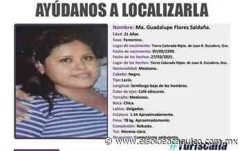 Activan Protocolo Alba por desaparición de comerciante en Tierra Colorada - El Sol de Acapulco