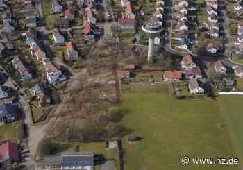 Baugebiet in Gerstetten: Neue Straße am Wasserturm hat jetzt einen Namen - Heidenheimer Zeitung