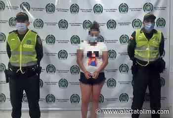 Capturaron en Venadillo a una mujer que se la pasa viajando y robando por todo el país - Alerta Tolima