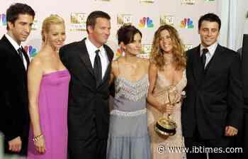 'Friends' Reunion Special Update: Jennifer Aniston, Co-Stars To Start Filming Next Week - International Business Times