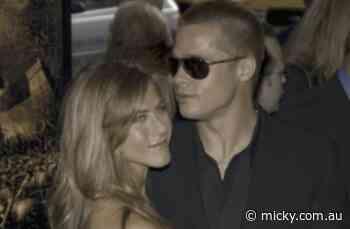 Brad Pitt turns to Jennifer Aniston amid Angelina Jolie domestic abuse claims: report - Micky News