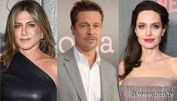Brad Pitt seeking support from Jennifer Aniston amid Angelina Jolies allegations - Geo News