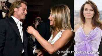 Jennifer Aniston to support Brad Pitt amid Angelina Jolies new allegations against him? - The News International