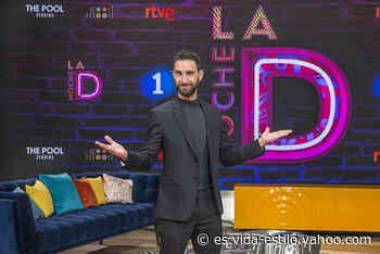 El crecimiento profesional de Dani Rovira gracias a 'La noche D' - Yahoo Celebrities España