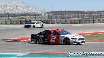 Speedway Motorsports Prepares For Nascar Weekend At Circuit Of The Americas - Forbes