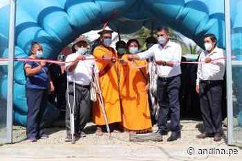 Junín: inauguran moderno terminal terrestre de pasajeros en San Martín de Pangoa - Agencia Andina