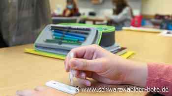 Corona an Schulen: Wie es in Rottenburg weitergehen soll - Schwarzwälder Bote