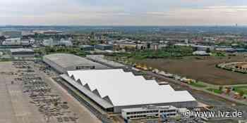 Amazon plant neues Verteilzentrum am Leipziger Flughafen bei Schkeuditz - Leipziger Volkszeitung