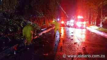 Emergencias en Dosquebradas y Pereira por lluvias - El Diario de Otún