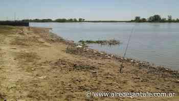 Vecinos de Sauce Viejo harán tareas de limpieza del río Coronda - Aire de Santa Fe