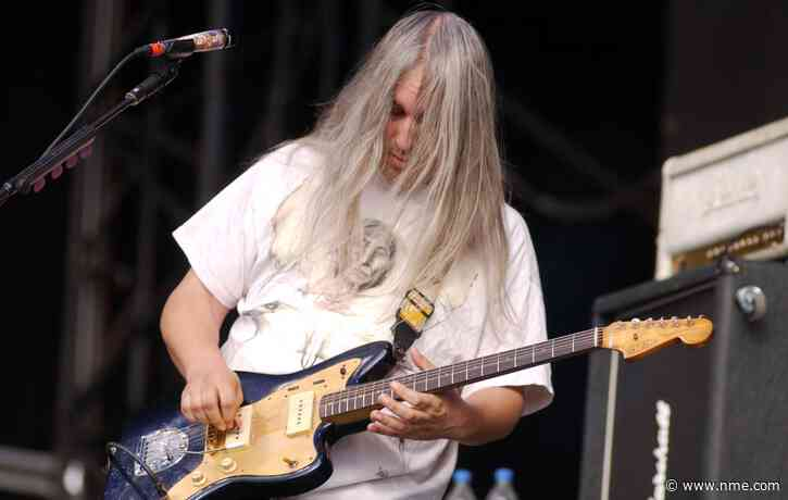 Listen to Dinosaur Jr.'s latest single 'Garden' from upcoming new album 'Sweep It Into Space'