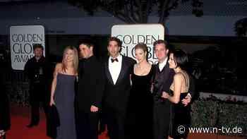 "Reunion der Kult-Serie: ""Friends""-Stars treffen sich zum Dreh in L.A."