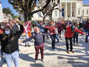 Saintes : ils ont dansé encore et encore pour le dernier Rendez-vous au balcon - Sud Ouest