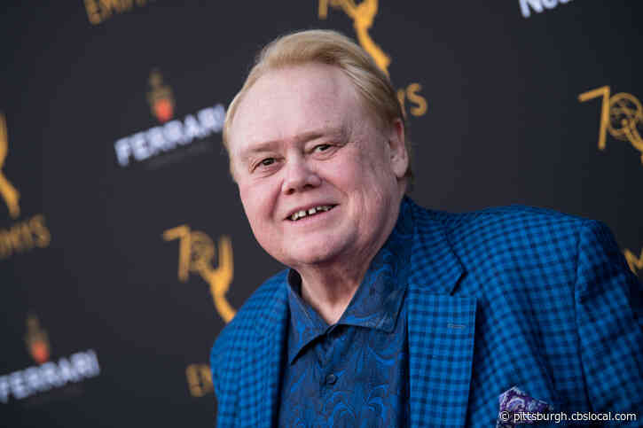 Louie Anderson On 'Coming 2 America': 'I Felt Like I Was With A Family I Hadn't Seen In A Long Time'