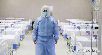 Hospital de Andahuaylas colapsó y ya no tiene camas de hospitalización y UCI disponibles - El Comercio Perú