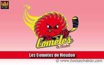 Hockey sur glace : D2 : Un arrêt de carrière à Meudon - Transferts 2021/2022 : Meudon (Les Comètes)   Hockey Hebdo - hockeyhebdo Toute l'actualité du hockey sur glace