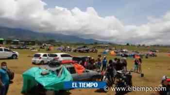 Aglomeraciones y bañista desaparecido el Viernes Santo en Lago Calima - El Tiempo
