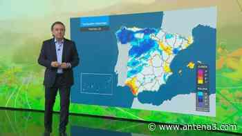 La previsión del tiempo hoy: Temperaturas superiores a lo habitual y calima en amplias zonas de la península - Antena 3