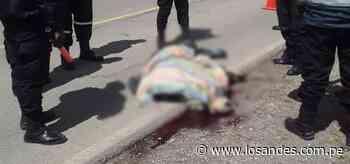 Motociclista muere arrollado en Ilave – Los Andes - Los Andes Perú