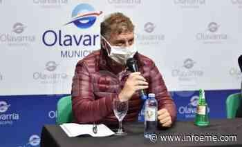 Caputo confirmó que no hay vacunas para aplicar en Olavarria - Infoeme