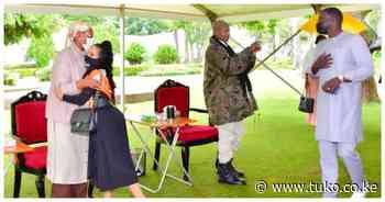 R&b Superstar Akon Arrives in Uganda, Expected to Hold Business Talks with President Museveni - Tuko.co.ke