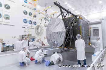 NASA spacecraft prepares to visit the metal asteroid Psyche