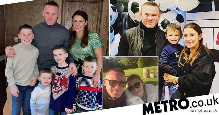 Wayne Rooney shares heartfelt tribute to wife Coleen for her 35th birthday: 'Thanks for everything'