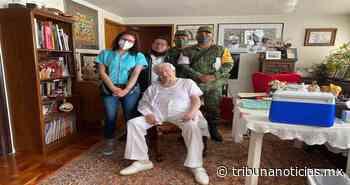 Vacunan al primer actor Ignacio López Tarso, contra Covid-19 - Tribunanoticias
