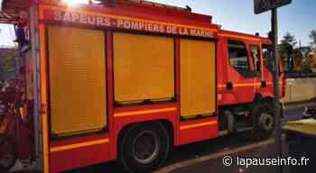 Reims : une conduite de gaz souterraine dans le quartier Orgeval a pris feu - La Pause Info