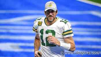 Aaron Rodgers still keeping Packers future up in the air: 'I don't know that a lot of that is in my hands'