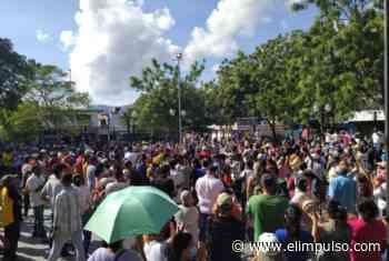 #VIDEO GNB y policías reprimieron masiva protesta en Chivacoa #23Sep - El Impulso