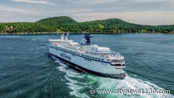 BC Ferries cancels some sailings between Tsawwassen, Duke Point due to mechanical issue - News 1130