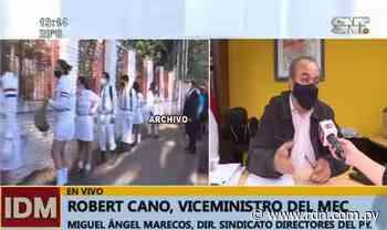 MEC desmiente contagio masivo en colegio de Isla Pucú - Resumen de Noticias