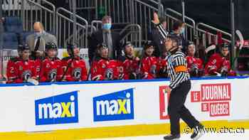 5 QMJHL teams suspend activities after positive COVID-19 tests