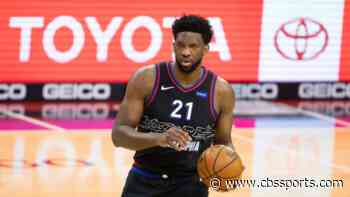 Joel Embiid's extended absence due to a knee injury has likely cost him a shot at winning MVP this season