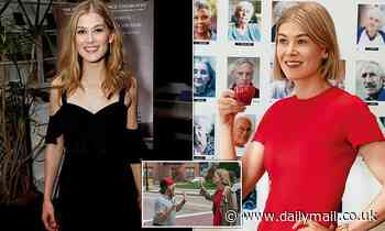Rosamund Pike tells why I Care A Lot was a role to die for - Daily Mail