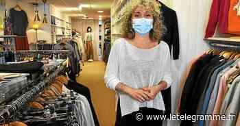 Douarnenez - À Douarnenez, les magasins de prêt-à-porter se sentent « punis » - Le Télégramme
