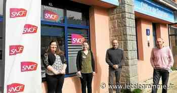 Douarnenez - Une nouvelle organisation sur les rails à la boutique SNCF - Le Télégramme
