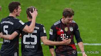 Leipzig verpatzt letzte Chance: Auch diese Saison stoppt niemand die Bayern