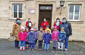 Steinwiesen: Ostergruß aus dem Kindergarten - Neue Presse Coburg