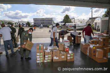 Londrina recebe nova remessa de vacinas e kits intubação do Estado - Paiquerê FM News